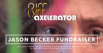 Riff Axelrator